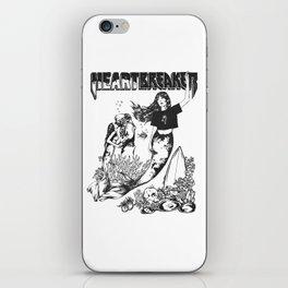 Heartbreaker iPhone Skin