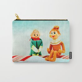 Elf First Date Carry-All Pouch
