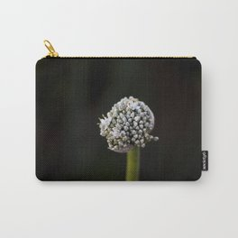 Garlic Flower Carry-All Pouch