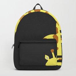 Happy Giraffe Backpack