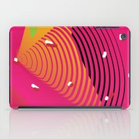 strawberry iPad Cases featuring Strawberry  by deedesigns
