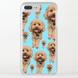 so many ollies! Clear iPhone Case