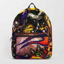enemy mario Backpack
