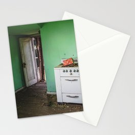 Barkman Kitchen, Arena, North Dakota 4 Stationery Cards