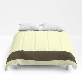 CHOCOLATE STRIPE Comforters