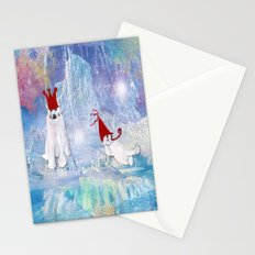 The Ice Party Stationery Cards