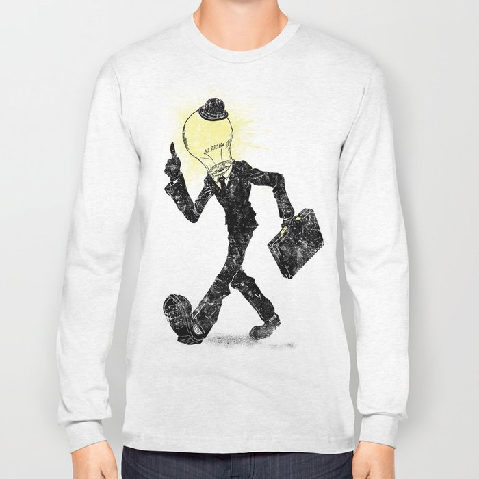 The Idea Man Long Sleeve T-shirt