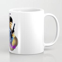 Chest and Brock- Feel The Heat Coffee Mug