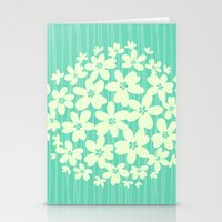 hawaiian Stationery Cards featuring Hawaiian Blue  by Endless Summer