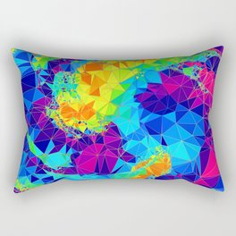 Into The Unknown XCIV Rectangular Pillow