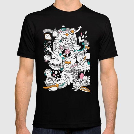 My Happy Doodle T-shirt