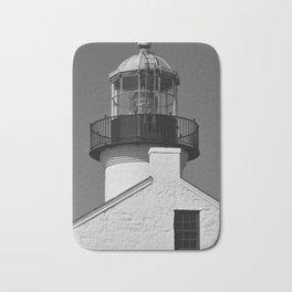 Point Loma Lighthouse Bath Mat