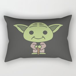 Joda Wars Rectangular Pillow