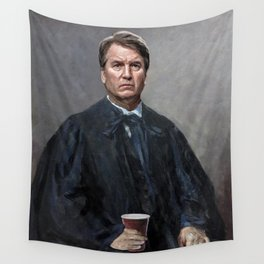 Thirsty Kav Wall Tapestry