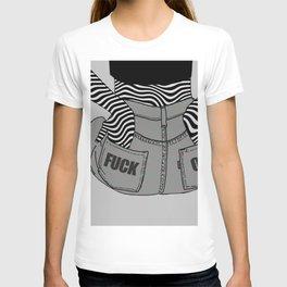 DENIM GIRL T-shirt