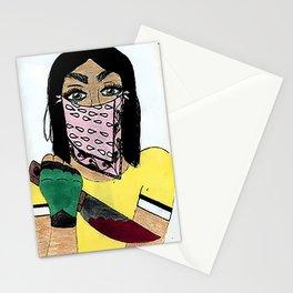 Nikko Rising Stationery Cards