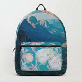 Zion Flowers Backpack