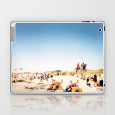 New York Summer at the Beach #1 Laptop & iPad Skin