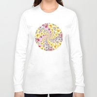 bali Long Sleeve T-shirts featuring bali twist0 by gasponce