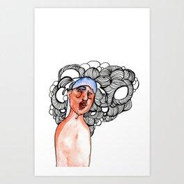 neij Art Print