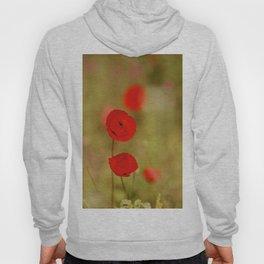 Red Poppy Hoody