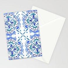 Amalfi Tile Stationery Cards