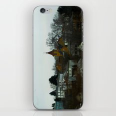 You Wanna Be Like the Folks on the Hill iPhone & iPod Skin