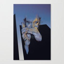 Midnight Blues Canvas Print