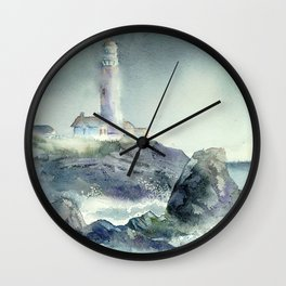 Pigeon Point Lighthouse Wall Clock