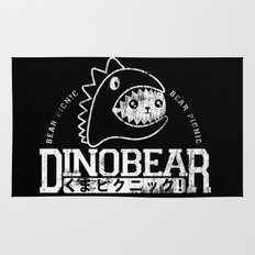 Vintage Dinobear Rug