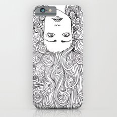 Long Hair Don't Care iPhone 6s Slim Case