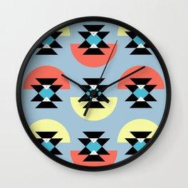 Minimalist Southwest Mini Wall Clock