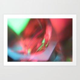 Abstract Energy  Art Print