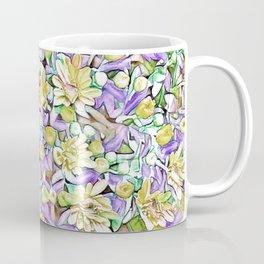 Lovely floral 31D Coffee Mug