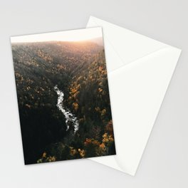 Blackwater Canyon Stationery Cards