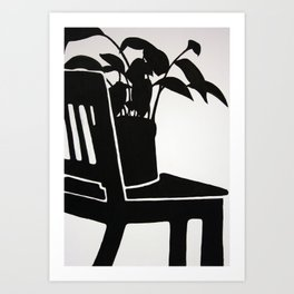 Decor Art Print