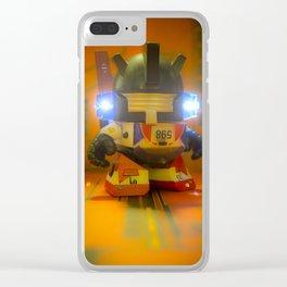 """Wheeljack"" Clear iPhone Case"