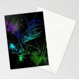 Rebel Betta Stationery Cards