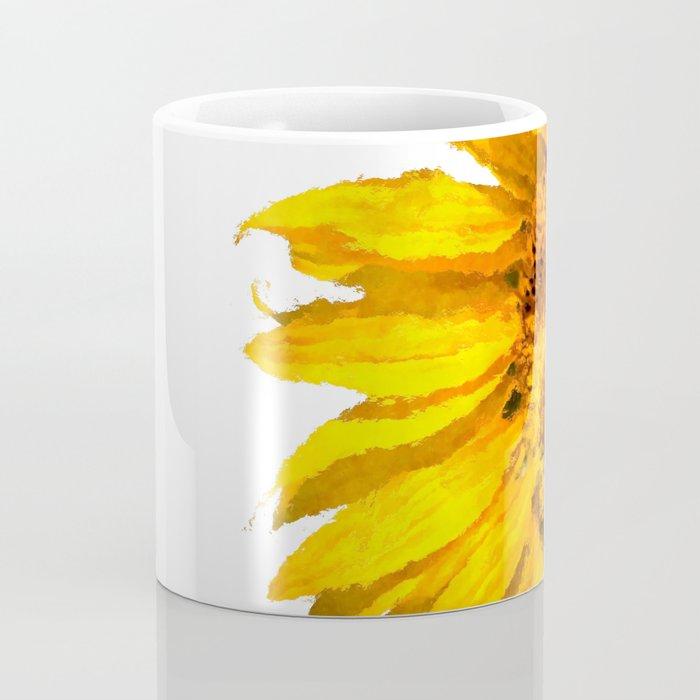 Simply a sunflower Coffee Mug