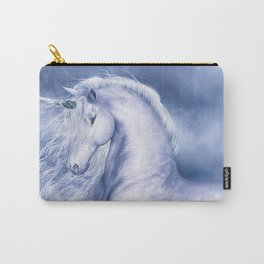 Blue Fantasia Carry-All Pouch