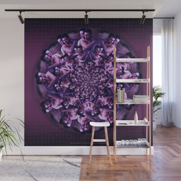 Blossom Two (The Freedom to Love Freely) Wall Mural