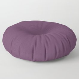 Simply Solid - Japanese Violet Floor Pillow