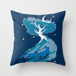 Fleet Foxes Throw Pillow