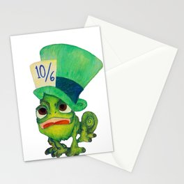 Pascal is as mad as a Hatter Stationery Cards