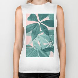 Pachira Aquatica #5 #foliage #decor #art #society6 Biker Tank