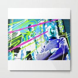 Woman N15 Metal Print