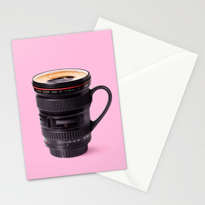 LENSCUP Stationery Cards