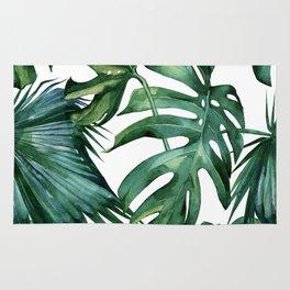 Simply Island Palm Leaves Rug