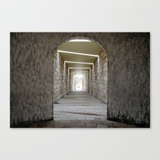 beams 2 Canvas Print