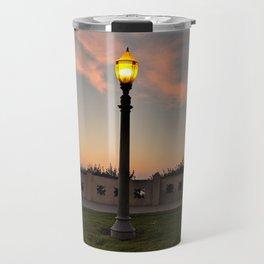 San Pedro Lightpost Travel Mug